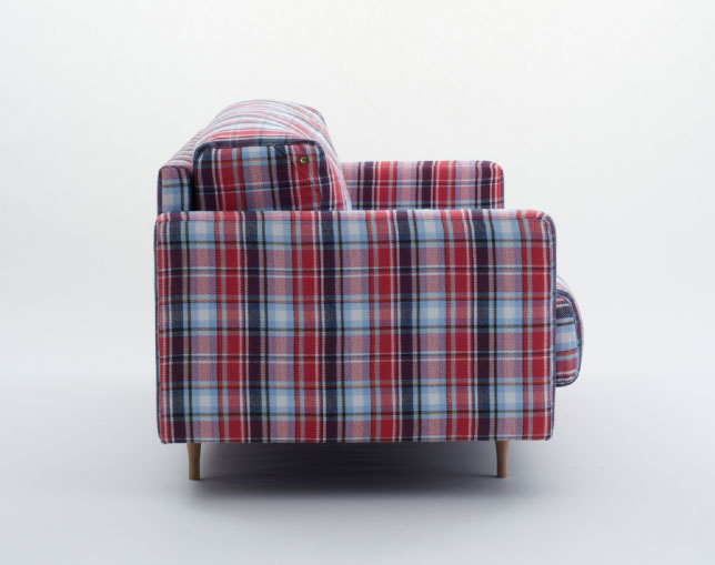 interior & furniture CLASKA Bread Arm Sofaのメイン写真