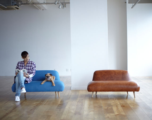 interior & furniture CLASKA Buns Sofaのメイン写真
