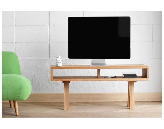 interior & furniture CLASKA Wood Brace TV Standのメイン写真