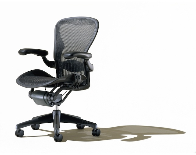 Herman Miller Aeron Chairの写真