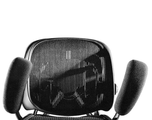 Herman Miller Aeron Chairのメイン写真