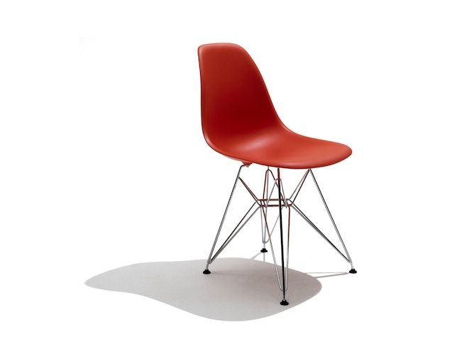 Herman Miller Eames Shell Chair Side Chair ワイヤーベースのメイン写真