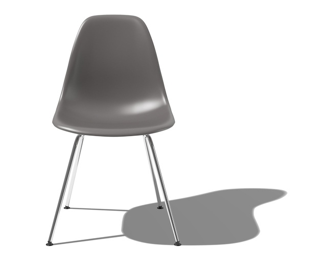 Herman Miller Eames Shell Chair Side Chair 4レッグベースの写真
