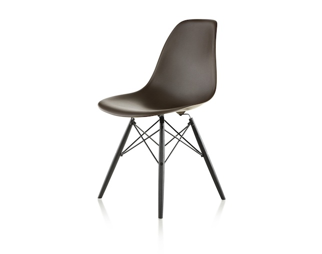 Herman Miller Eames Shell Chair Side Chair ダウェルベースの写真