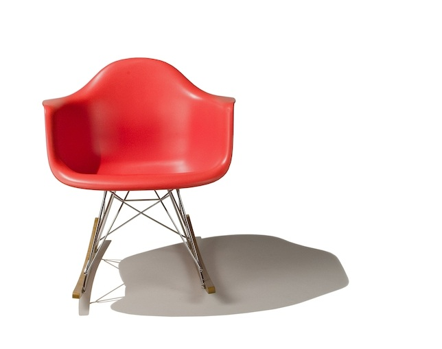 Herman Miller Eames Shell Chair Armchair ロッカーベースのメイン写真