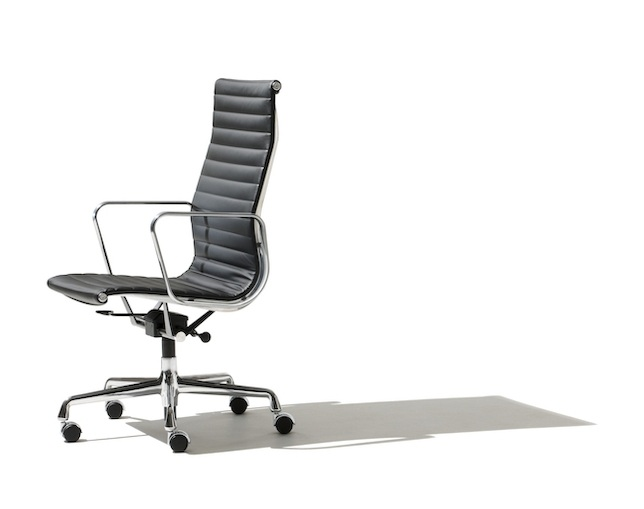 Herman Miller Eames Aluminum Group Executive Chair ガス圧シリンダーの写真
