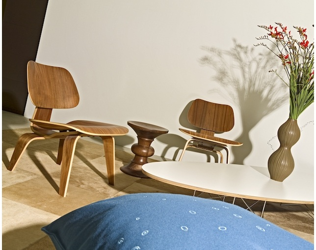 Herman Miller Eames Elliptical Tableのメイン写真