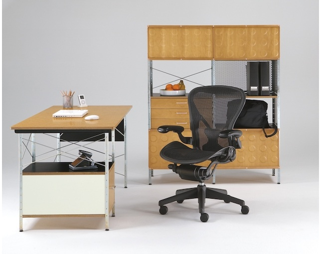 Herman Miller Eames Desk Unitの写真