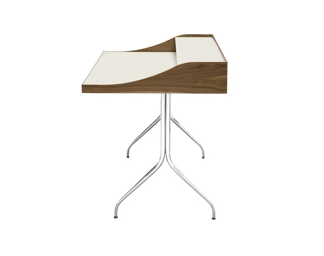 Herman Miller Nelson Swag Leg Group Deskの写真