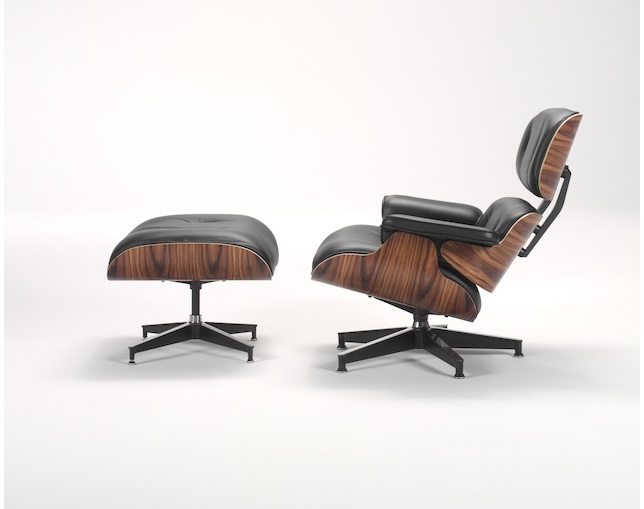 Herman Miller Eames Lounge Chairの写真