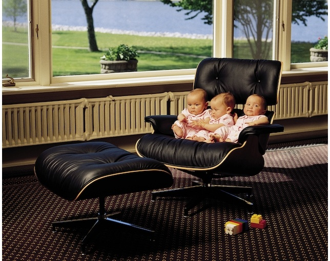 ハーマンミラー(Herman Miller) Eames Lounge Chairの写真