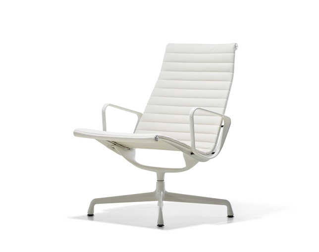 Herman Miller Eames Aluminum Group Lounge Chair チルト機構なしのメイン写真