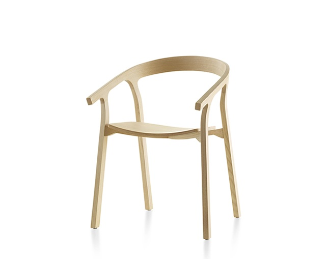 Herman Miller Mattiazzi He Said Chairのメイン写真
