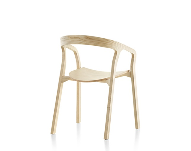 Herman Miller Mattiazzi She Said Chairの写真