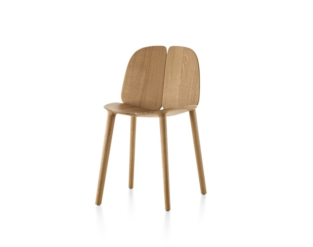 ハーマンミラー(Herman Miller) Mattiazzi Osso Chairの写真