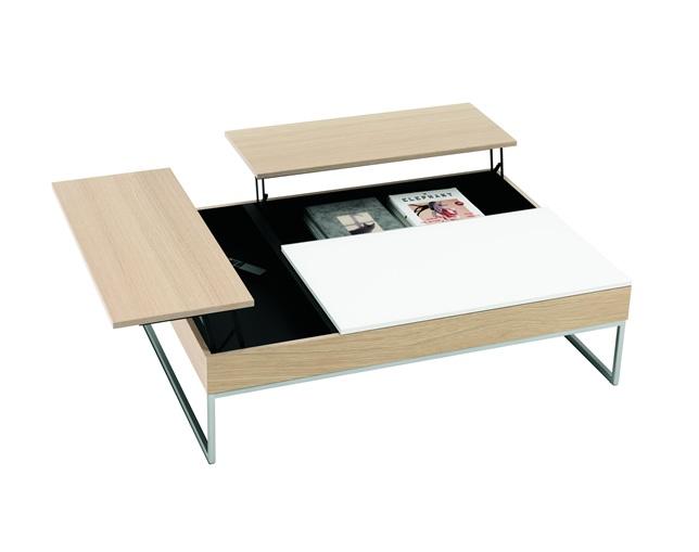 Chiva コーヒーテーブル収納スペース付 AD02(シヴァ コーヒーテーブルシュウノウスペースツキ AD02) / BoConceptの画像3 - 家具 TABROOM(タブルーム)