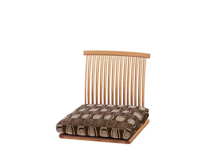 柏木工(カシワモッコウ)の座椅子