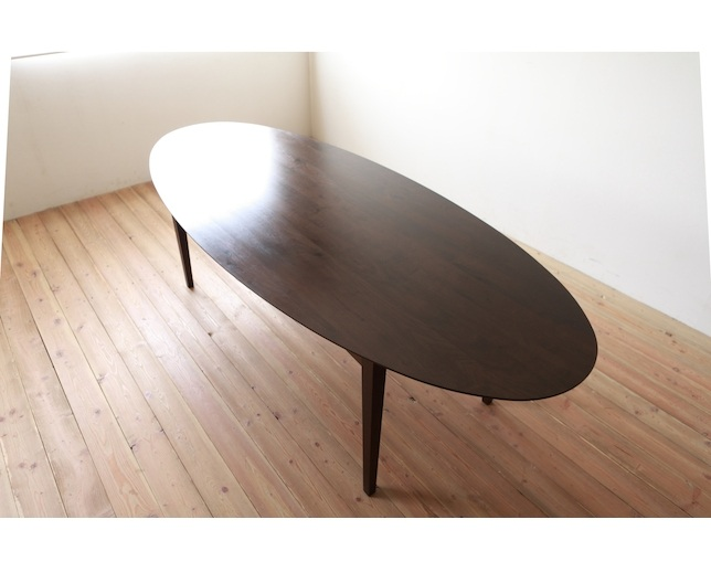 MARUSHO MORBIDO Dining Table Aの写真