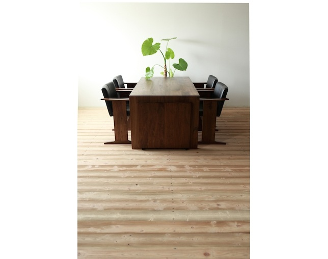 MARUSHO CORRENTE Dining Table 159~280のメイン写真
