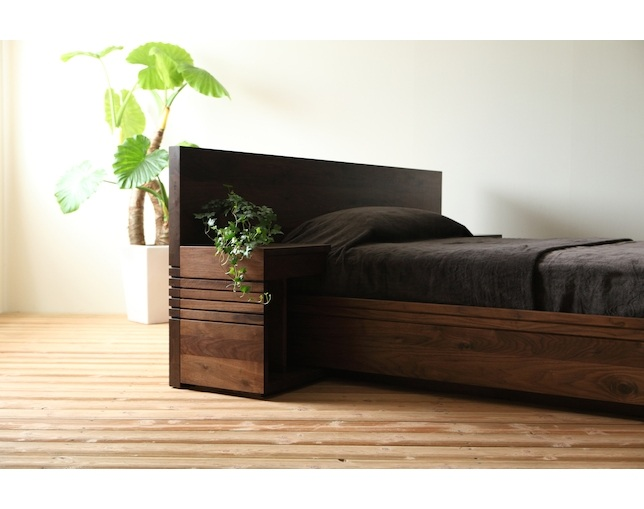 MARUSHO CORRENTE Double Bedの写真