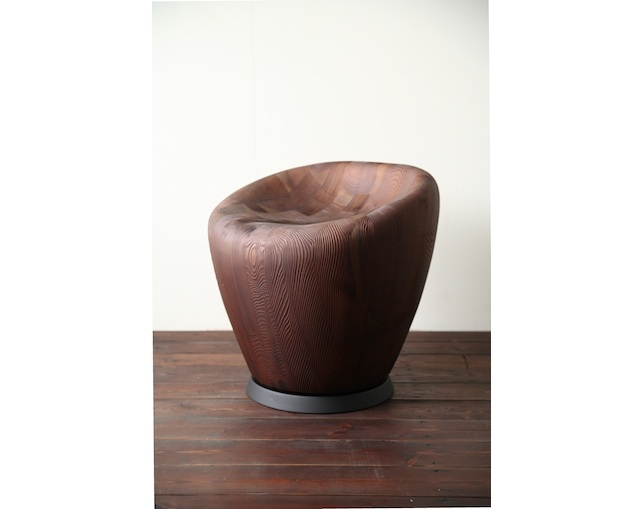 MARUSHO BELLO Round Chairの写真