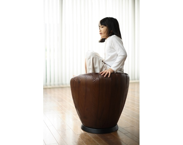 MARUSHO BELLO Round Chairのメイン写真