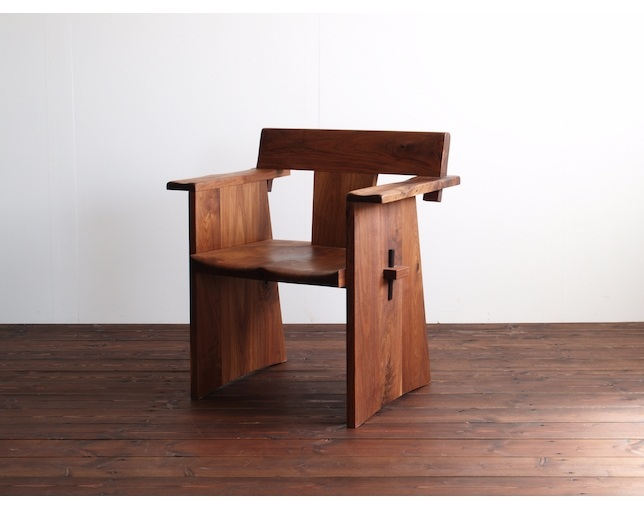 MARUSHO TESTA Arm Chairのメイン写真
