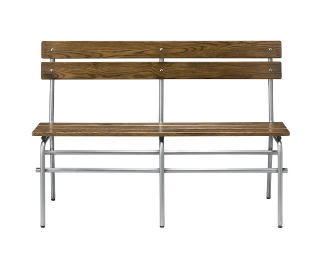 journal standard Furniture BRISTOL BENCH (アッシュ材)の写真