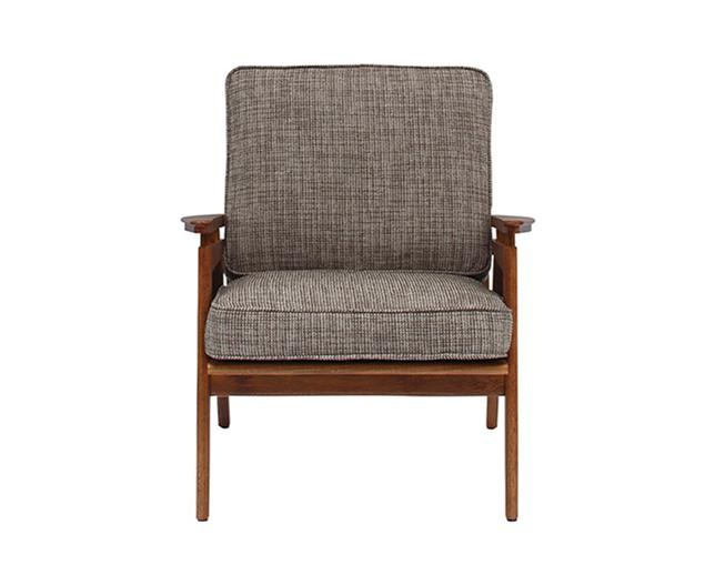 ACME FURNITURE WICKER LOUNGE CHAIRの写真