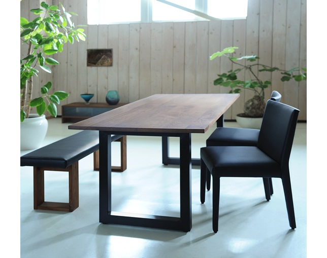 MASTERWAL WILDWOOD DINING TABLEのメイン写真
