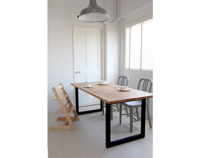 カーフ(karf) Knot Dining table / OAKの写真