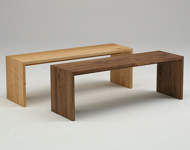 wakaba tome bench & tableの写真