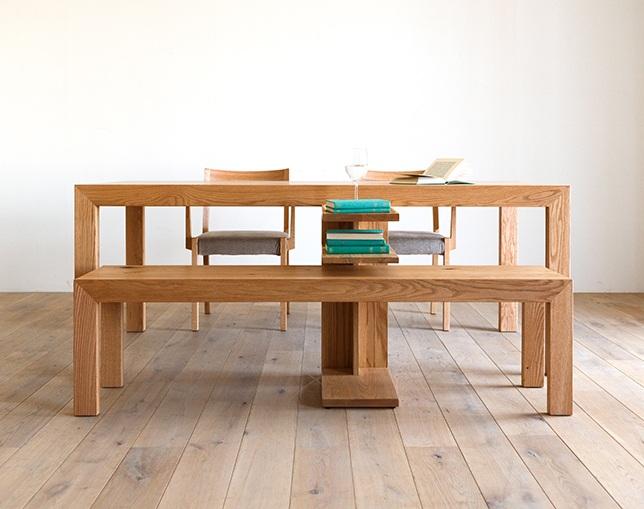 ... ヒラシマ(HIRASHIMA) CARAMELLA Dining Tableの写真 ...
