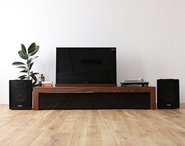 chocolat tv board hirashima 1 tabroom. Black Bedroom Furniture Sets. Home Design Ideas