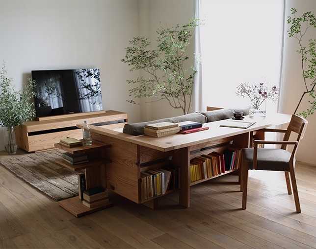 HIRASHIMA CARAMELLA Side Table 035のメイン写真