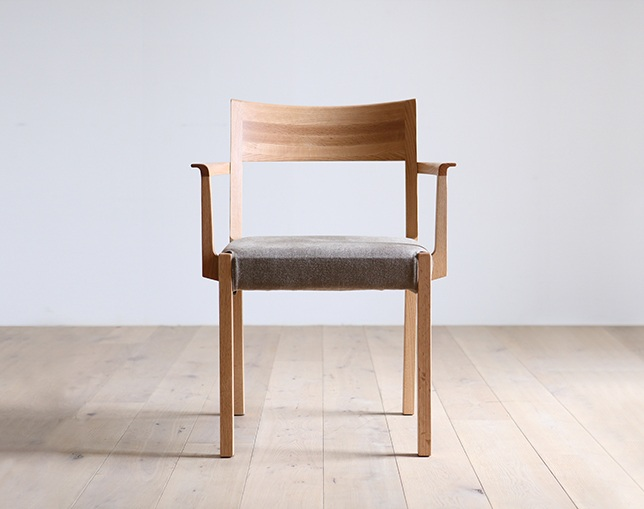 HIRASHIMA CARAMELLA Arm Chairのメイン写真