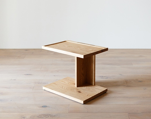 ヒラシマ(HIRASHIMA) CARAMELLA Side Table 049 Lowのメイン写真