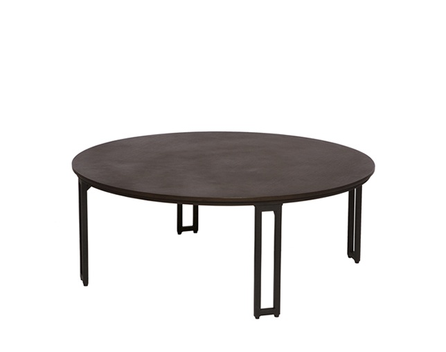 a.flat Round low table 900の写真