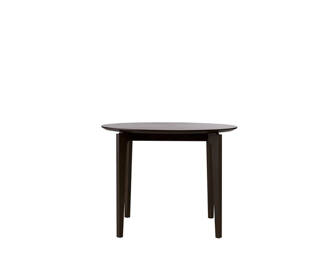 a.flat Wood dining table 950 (round)の写真