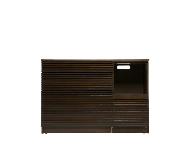 a.flat Louver kitchen counter 1200の写真