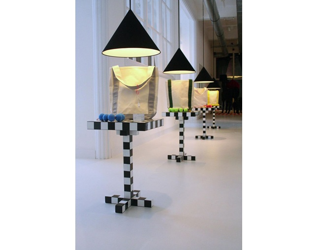 moooi Chess Tableの写真