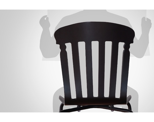 William Warren(ウィリアム・ウォレン) SILHOUETTE CHAIR ALBERTの写真