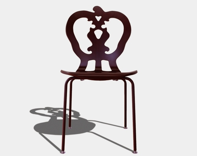 William Warren SILHOUETTE CHAIR VICTORIAの写真