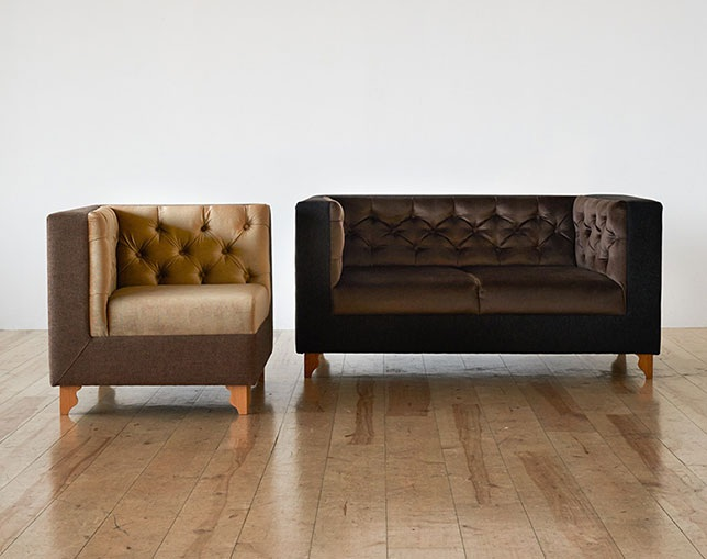 William Warren ENGLISH PUB SOFA SETの写真