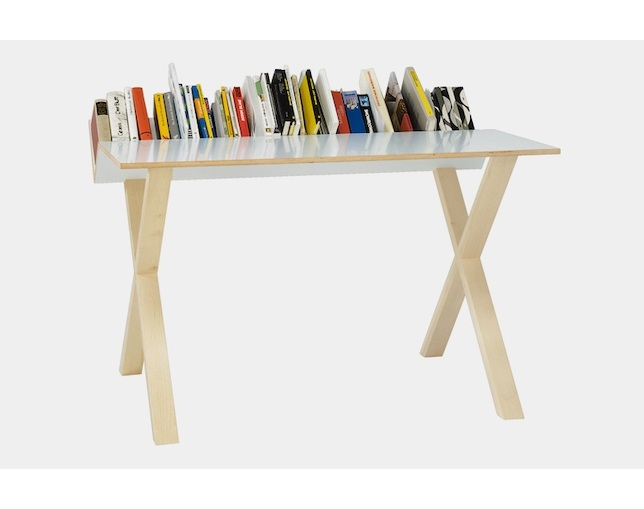 Nils Holger Moormann KANT Book Shelf Deskのメイン写真
