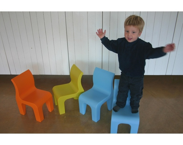 Richard Hutten(リチャード・ハッテン) BRONTO CHILDREN CHAIRの写真
