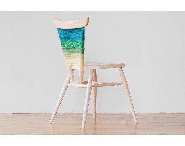 Donna Wilson ErcolxDonna Stacking Chairのメイン写真
