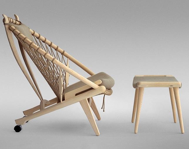 pp130 circle chair pp130 サークルチェア pp moblerの画像3