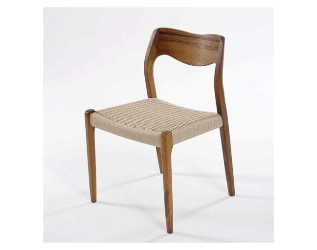 J.L. Moller No.71 Chairのメイン写真