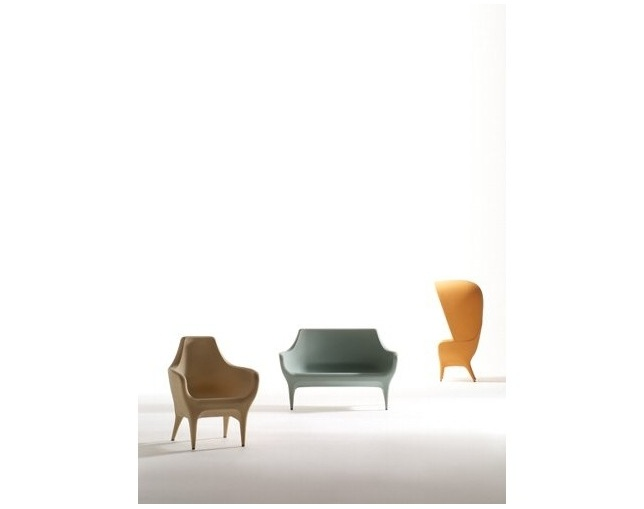 BD Barcelona Design Arm chair+Cover outdoorの写真